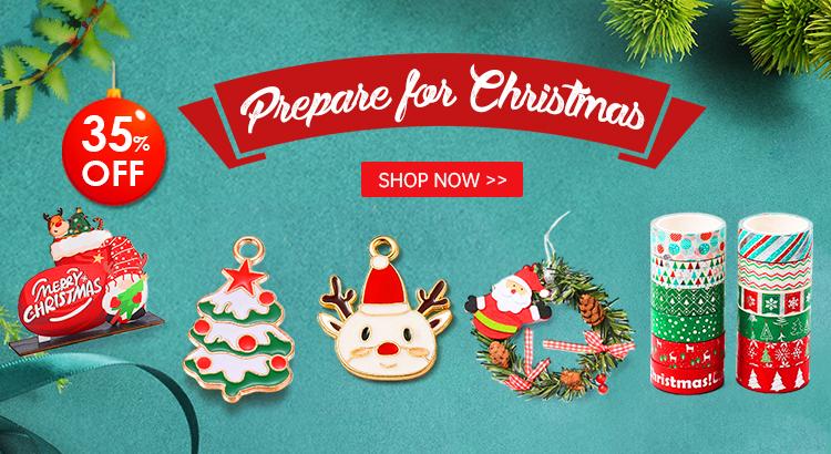 35% OFF Prepare for Christmas
