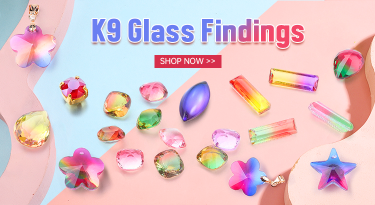 K9 Glass Findings Shop Now