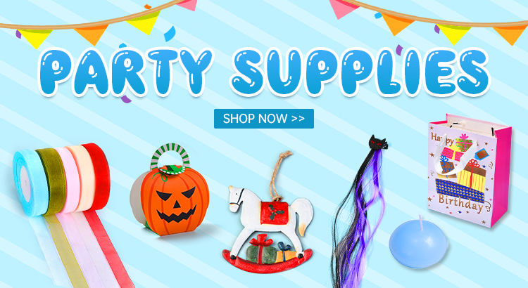 Party Supplies Shop Now